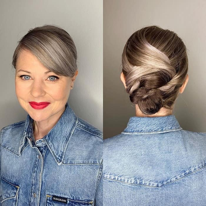 updo-with-bangs