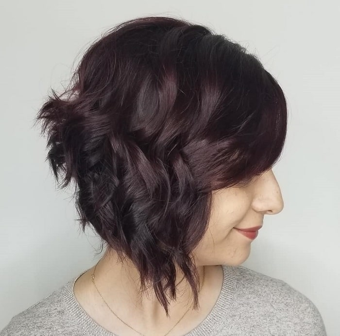 Choppy Inverted Bob