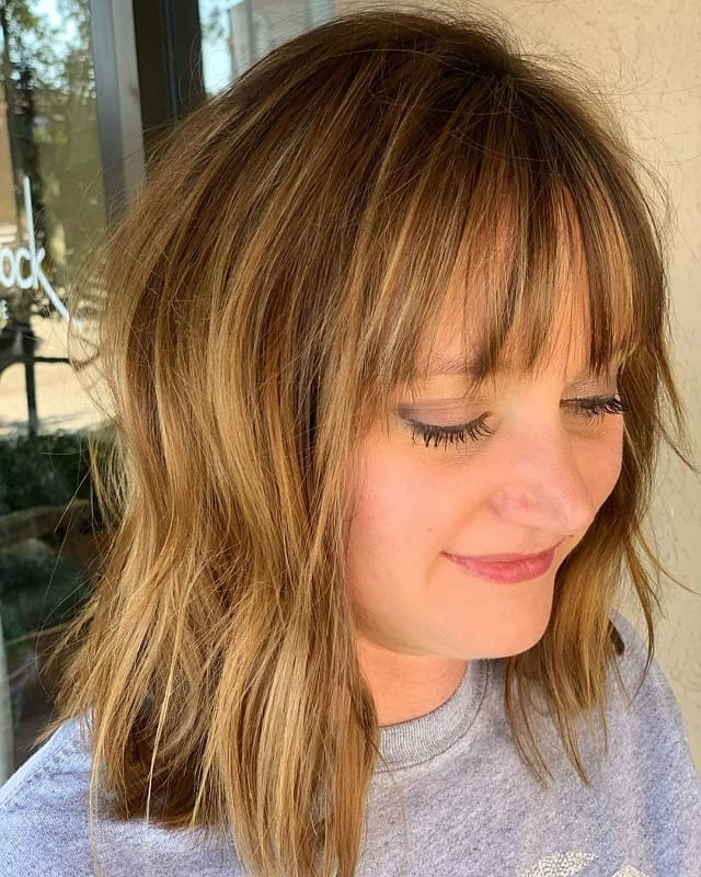 21 Winning Looks With Bangs for Thin Hair (2021 Styles)