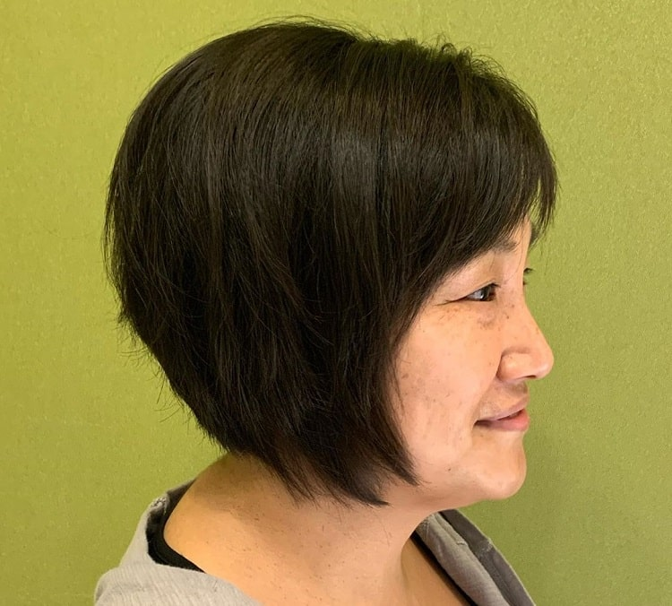 Asian Inverted Bob