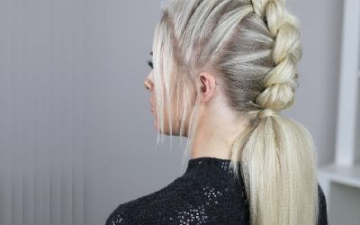 mohawk ponytail for women